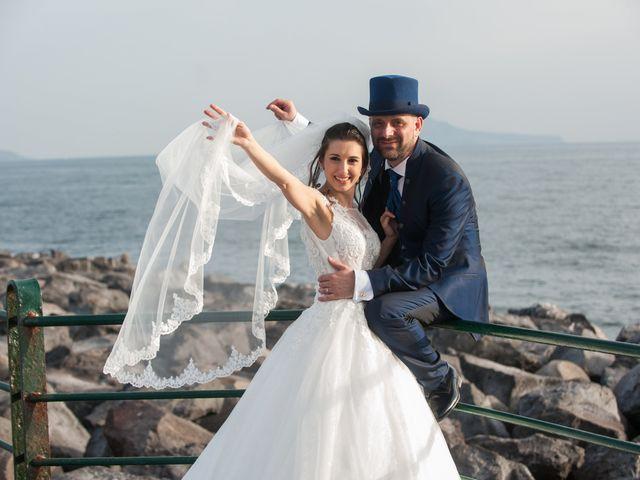 Il matrimonio di Valerio e Gianna a Napoli, Napoli 70