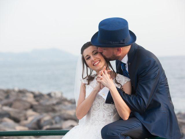 Il matrimonio di Valerio e Gianna a Napoli, Napoli 1