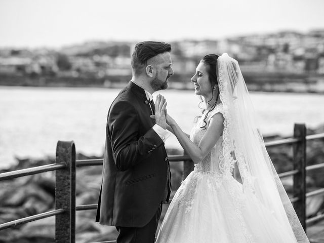 Il matrimonio di Valerio e Gianna a Napoli, Napoli 72