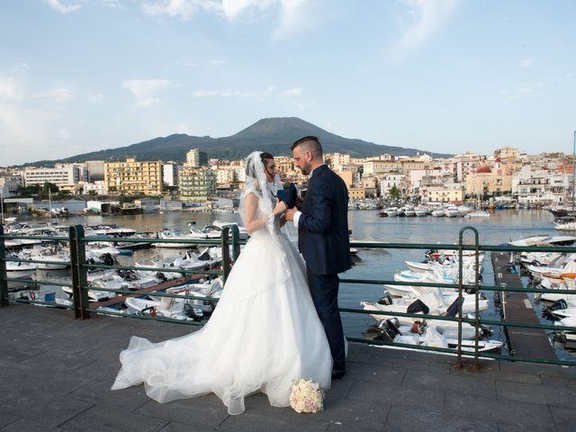 Il matrimonio di Valerio e Gianna a Napoli, Napoli 73