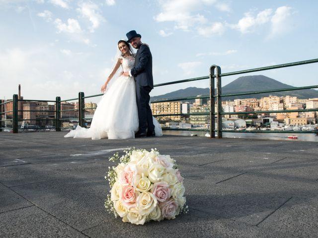Il matrimonio di Valerio e Gianna a Napoli, Napoli 2