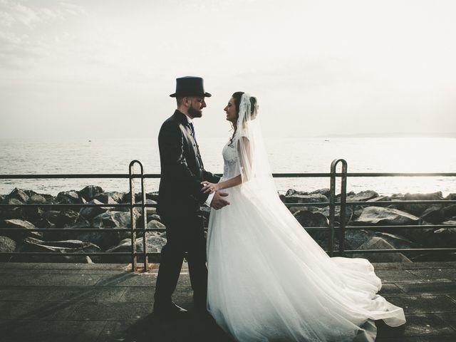 Il matrimonio di Valerio e Gianna a Napoli, Napoli 74