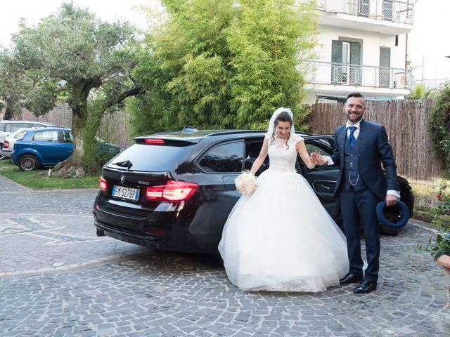Il matrimonio di Valerio e Gianna a Napoli, Napoli 80