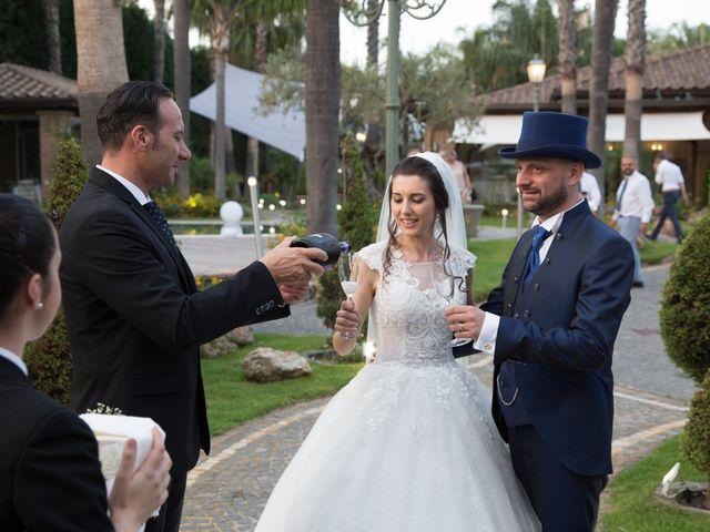Il matrimonio di Valerio e Gianna a Napoli, Napoli 83