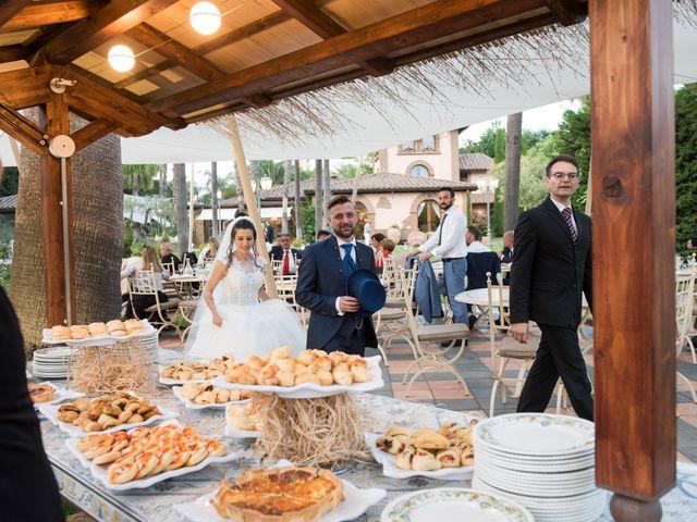 Il matrimonio di Valerio e Gianna a Napoli, Napoli 86