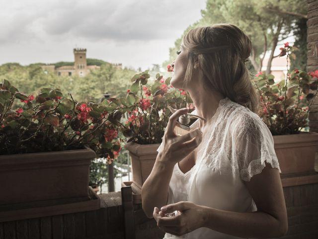 Il matrimonio di Fabrizio e Giuila a Frascati, Roma 2