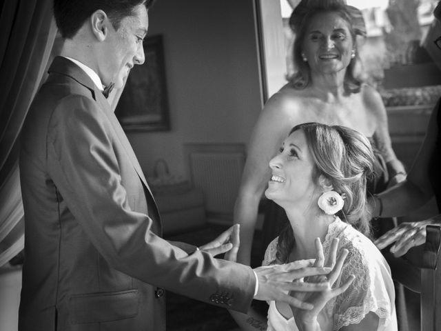 Il matrimonio di Fabrizio e Giuila a Frascati, Roma 4