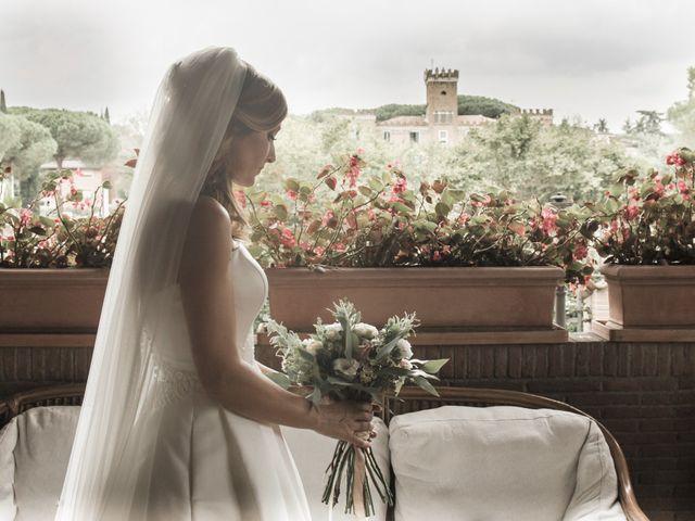 Il matrimonio di Fabrizio e Giuila a Frascati, Roma 13