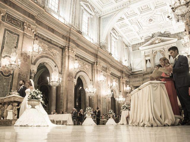 Il matrimonio di Fabrizio e Giuila a Frascati, Roma 15