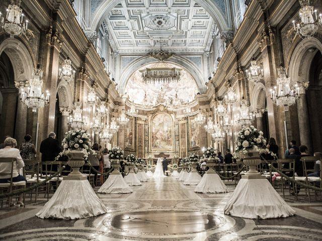 Il matrimonio di Fabrizio e Giuila a Frascati, Roma 16