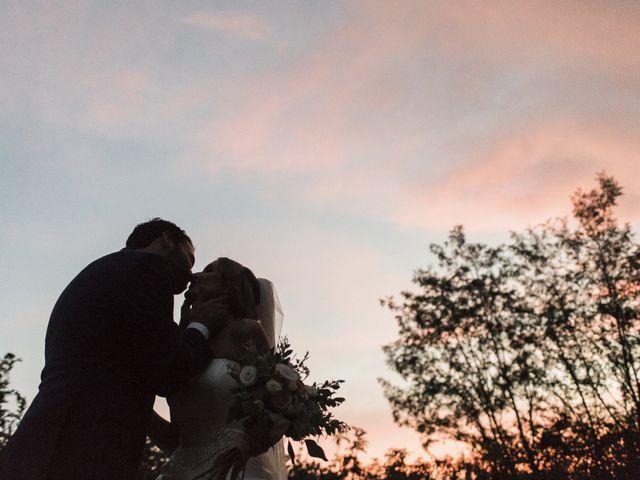 Il matrimonio di Fabrizio e Giuila a Frascati, Roma 18