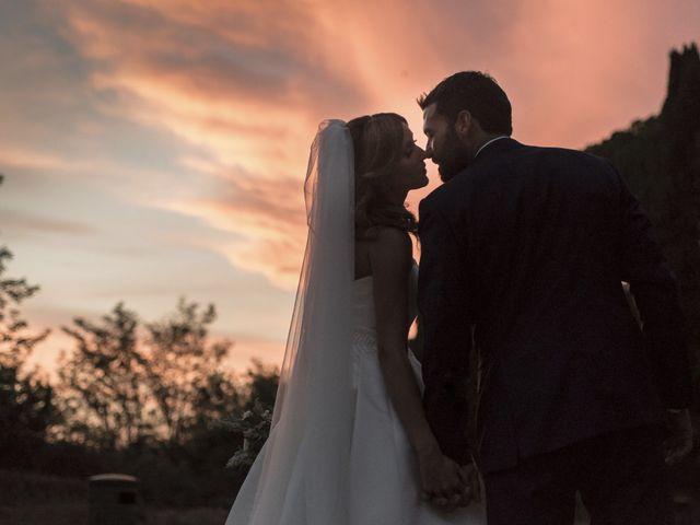 Il matrimonio di Fabrizio e Giuila a Frascati, Roma 19