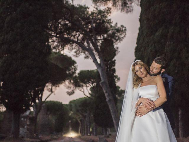Il matrimonio di Fabrizio e Giuila a Frascati, Roma 20