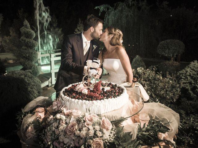 Il matrimonio di Fabrizio e Giuila a Frascati, Roma 21
