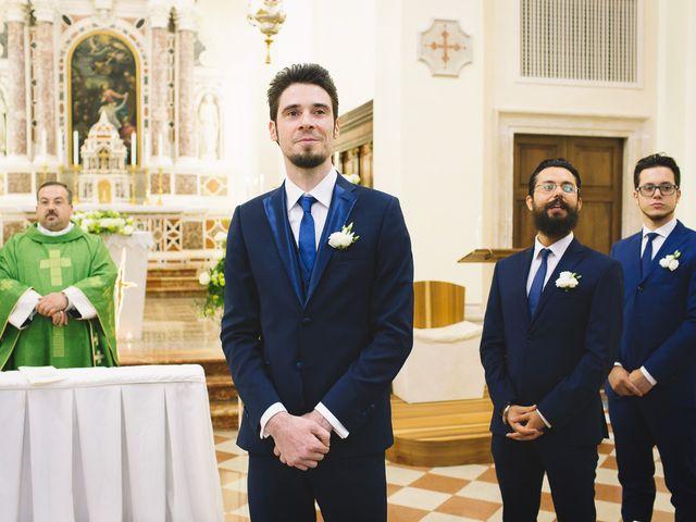 Il matrimonio di Fabio e Lara a Valdagno, Vicenza 5
