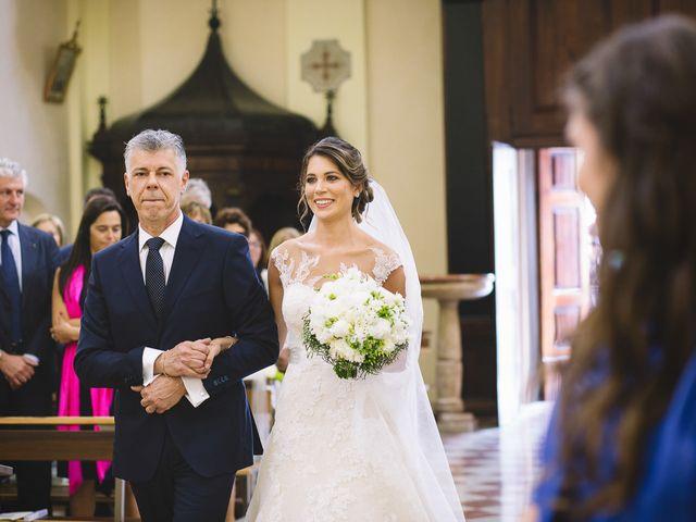 Il matrimonio di Fabio e Lara a Valdagno, Vicenza 6