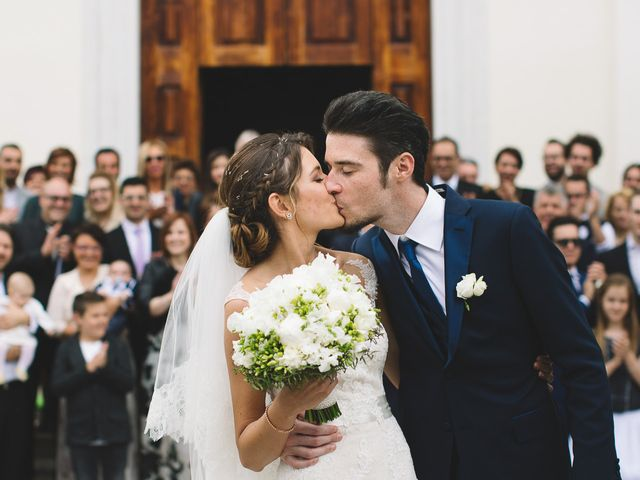 Il matrimonio di Fabio e Lara a Valdagno, Vicenza 11