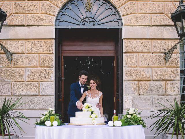 Il matrimonio di Fabio e Lara a Valdagno, Vicenza 21