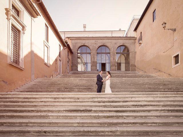 Il matrimonio di John e Nicola a Roma, Roma 9