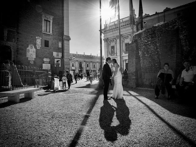 Il matrimonio di John e Nicola a Roma, Roma 10