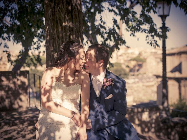 Il matrimonio di John e Nicola a Roma, Roma 11