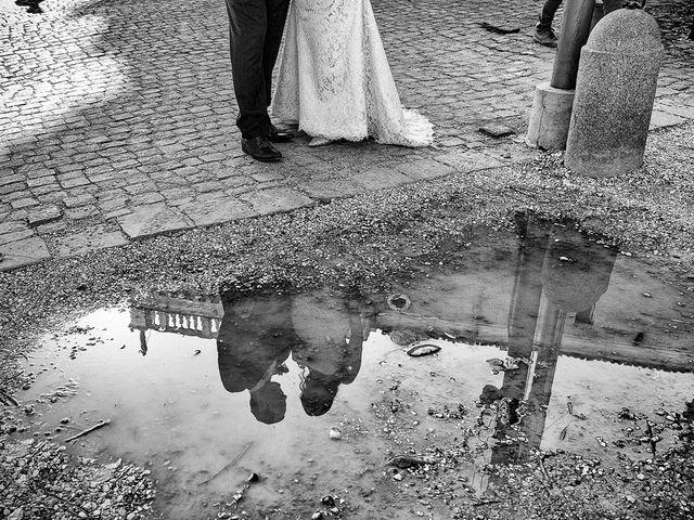 Il matrimonio di John e Nicola a Roma, Roma 14