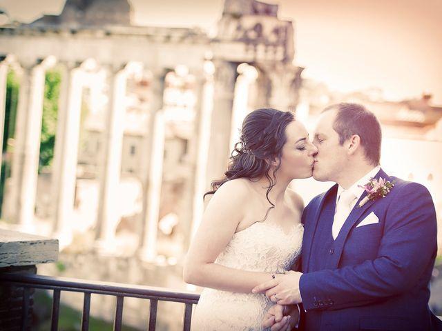 Il matrimonio di John e Nicola a Roma, Roma 17