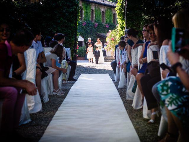 Il matrimonio di Gianluca e Denebola a Gazzola, Piacenza 8