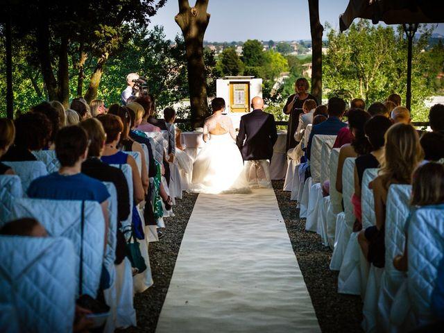 Il matrimonio di Gianluca e Denebola a Gazzola, Piacenza 9