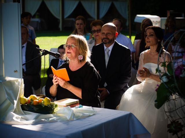 Il matrimonio di Gianluca e Denebola a Gazzola, Piacenza 10