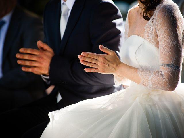 Il matrimonio di Gianluca e Denebola a Gazzola, Piacenza 11