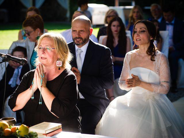 Il matrimonio di Gianluca e Denebola a Gazzola, Piacenza 17