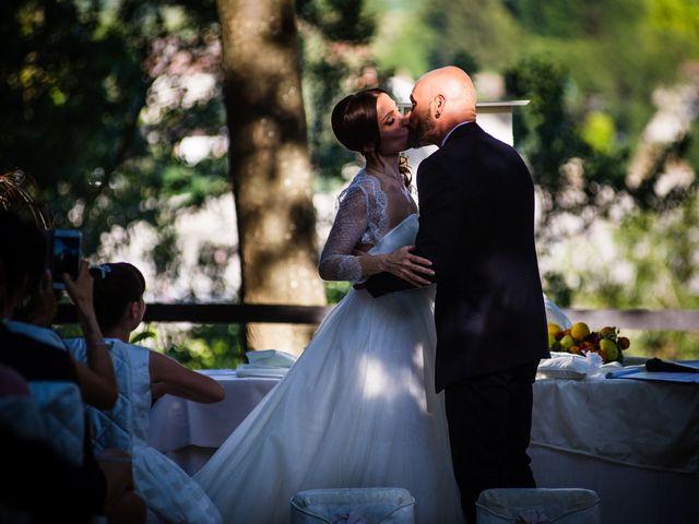 Il matrimonio di Gianluca e Denebola a Gazzola, Piacenza 22