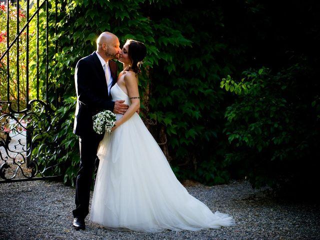 Il matrimonio di Gianluca e Denebola a Gazzola, Piacenza 25