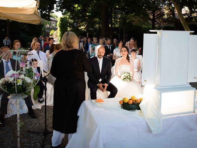 Il matrimonio di Gianluca e Denebola a Gazzola, Piacenza 29