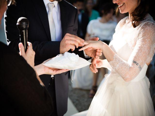 Il matrimonio di Gianluca e Denebola a Gazzola, Piacenza 30