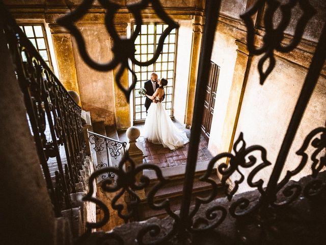 Il matrimonio di Gianluca e Denebola a Gazzola, Piacenza 1