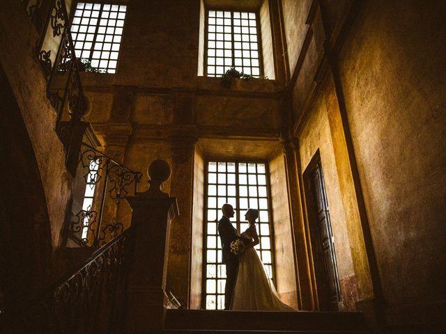 Il matrimonio di Gianluca e Denebola a Gazzola, Piacenza 2