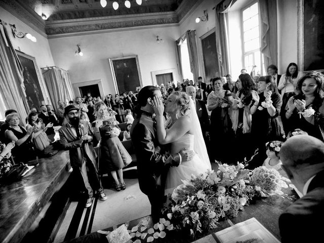 Il matrimonio di Daniel  e Susanna a Sarzana, La Spezia 3