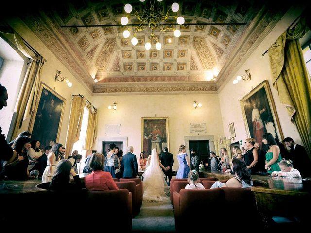 Il matrimonio di Daniel  e Susanna a Sarzana, La Spezia 6