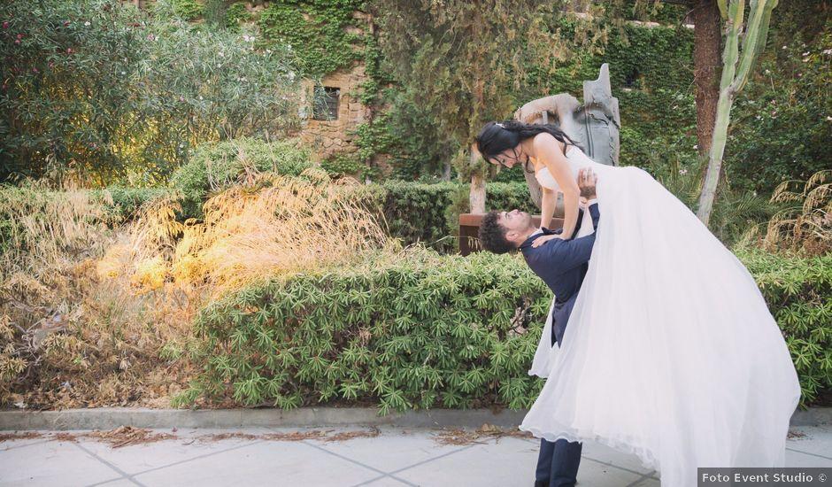 Il matrimonio di Diego e Sabrina a Agrigento, Agrigento