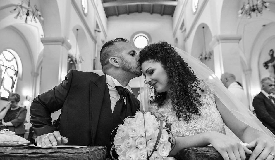 Il matrimonio di Filippo e Simona a San Vito dei Normanni, Brindisi