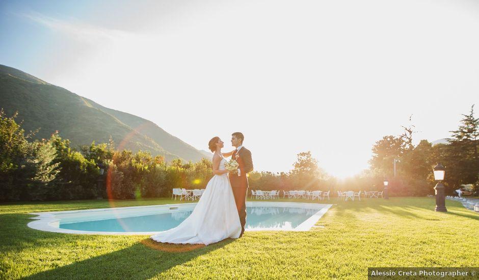 Il matrimonio di Pietro e Filomena a Airola, Benevento