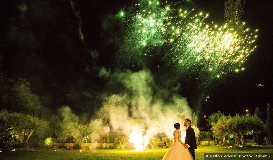 Il matrimonio di Valerio e Gianna a Napoli, Napoli