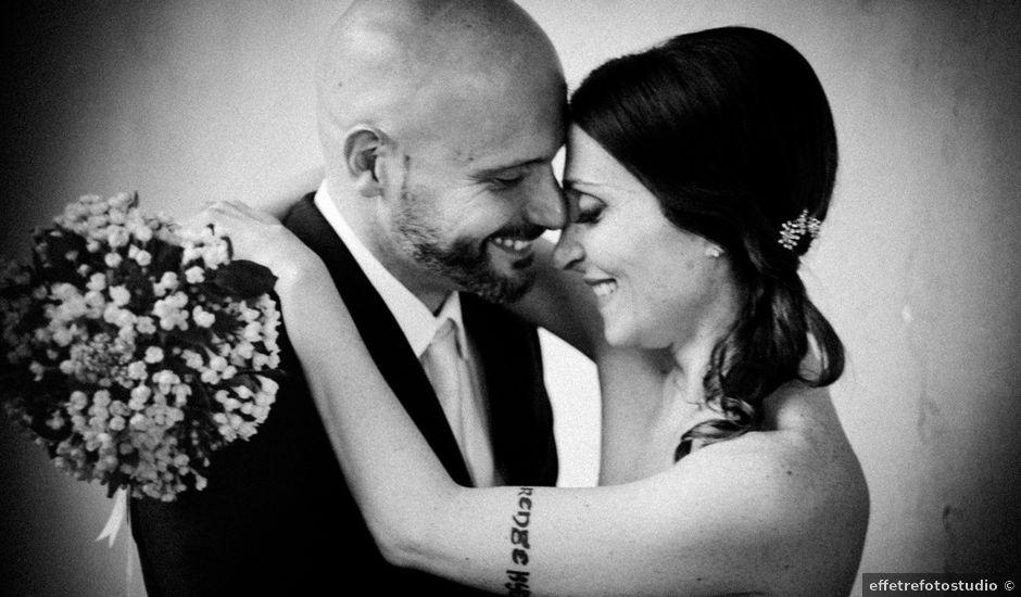 Il matrimonio di Gianluca e Denebola a Gazzola, Piacenza