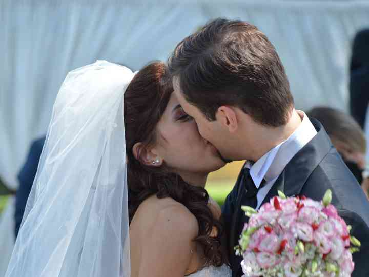 Le nozze di Leo e Erica