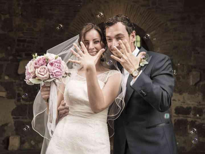 le nozze di Manuela e Gabriele