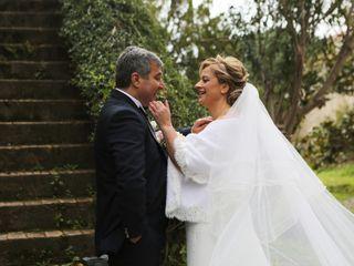 Le nozze di Sandra e Alfonso