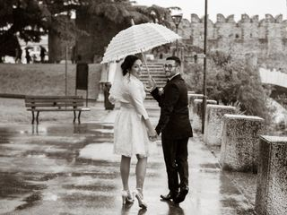 Le nozze di Carolina e Gianmarco