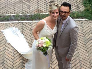 Le nozze di Stefania e Romano